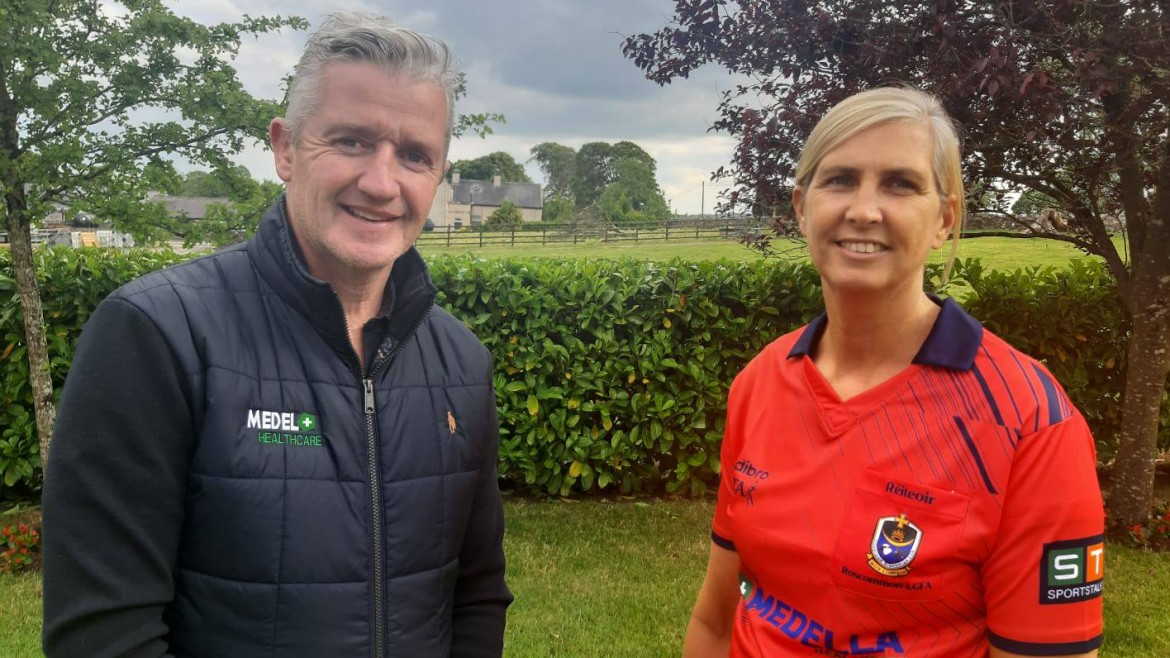 Medel Healthcare Test over 30 Roscommon Referees