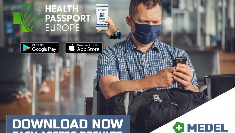 Download our Health Passport