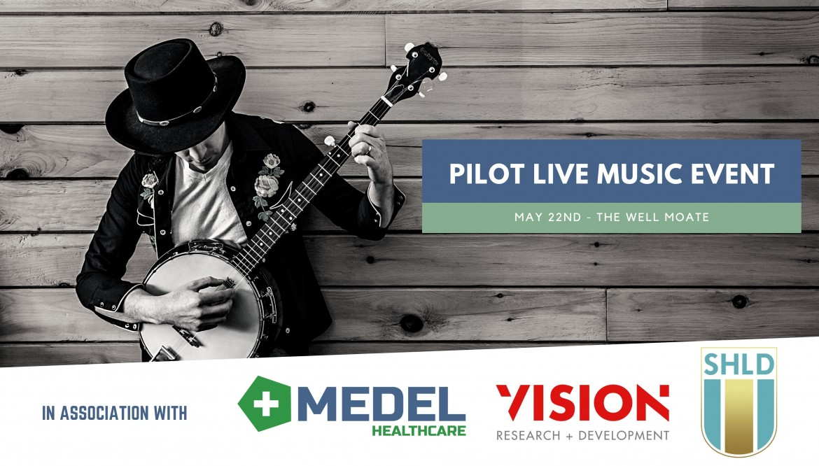 Pilot Live Country Music Event May 22nd